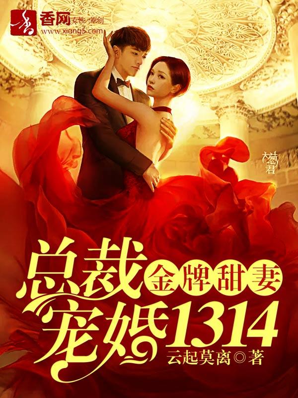 金牌甜妻,總裁寵婚1314封面