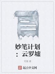 妙笔计划:云罗墟封面