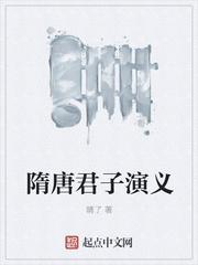 隋唐君子演义封面