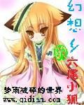 幻想鄉的六尾小狐封面