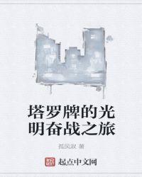 塔羅牌的光明奮戰之旅封面