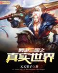 網游三國之真實世界封面