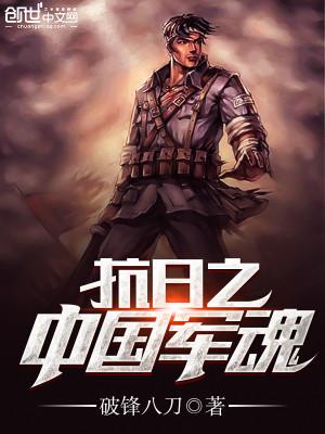 抗日之中国军魂封面