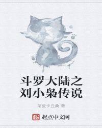 斗罗大陆之刘小枭传说封面