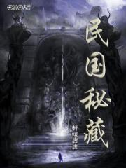 民國秘藏封面