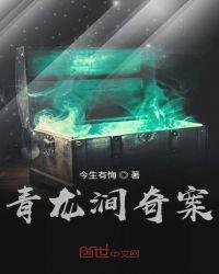 青龍澗奇案封面