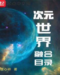 次元世界融合目錄封面
