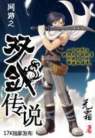 网游之双剑传说封面