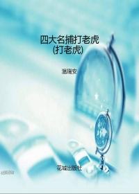 四大名捕打老虎(全本)封面