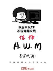 信仰AWM封面