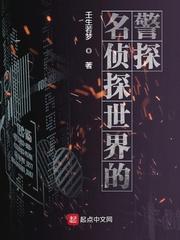 名偵探世界的警探封面