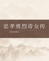 忠孝勇烈奇女传封面