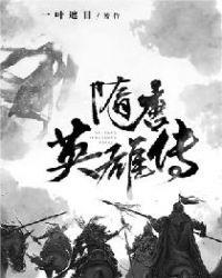 隋唐英雄傳封面