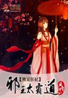 獨寵狂妃:邪王太霸道封面