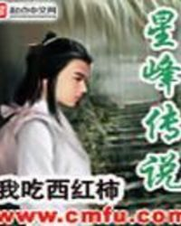 星峰傳說封面