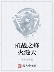 抗戰之烽火漫天封面