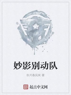 妙影別動隊封面