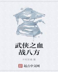 武俠之血戰八方封面