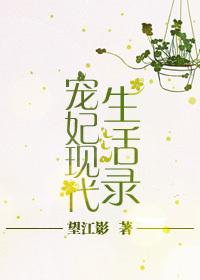 寵妃現代生活錄封面