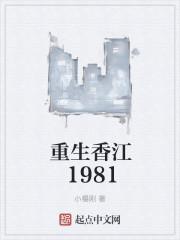 重生香江1981封面