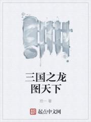 三國之龍圖天下封面