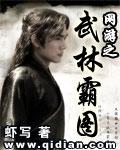 網游之武林霸圖封面